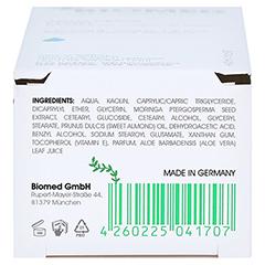 BIOMED Pure Entgiftung Maske 40 Milliliter - Unterseite