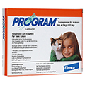 PROGRAM Suspens.f.Katzen b.4,5 kg/133 mg Ampullen 6 St�ck