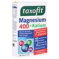 TAXOFIT Magnesium 400+Kalium Tabletten 45 St�ck