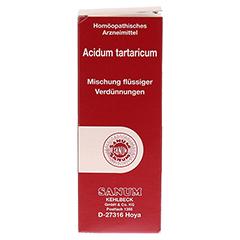 ACIDUM TARTARICUM Tropfen zum Einnehmen 100 Milliliter N2 - Vorderseite