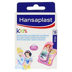 HANSAPLAST Junior Princess Strips 16 Stück - Vorderseite