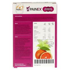 MAGNESIUM MIT Vitamin C PAINEX 10 Stück - Rückseite