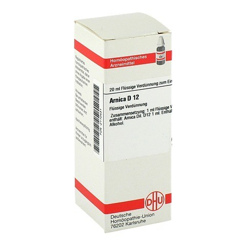 ARNICA D 12 Dilution 20 Milliliter N1