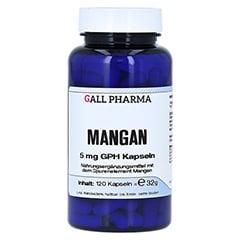 MANGAN 5 mg GPH Kapseln 120 St�ck