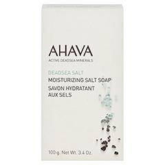 Ahava Moisturizing Salt Soap 100 Gramm - Vorderseite