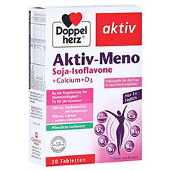 DOPPELHERZ Aktiv-Meno Tabletten 30 Stück