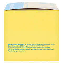 MAGNESIUM VERLA 300 Orange Granulat 50 St�ck - Linke Seite