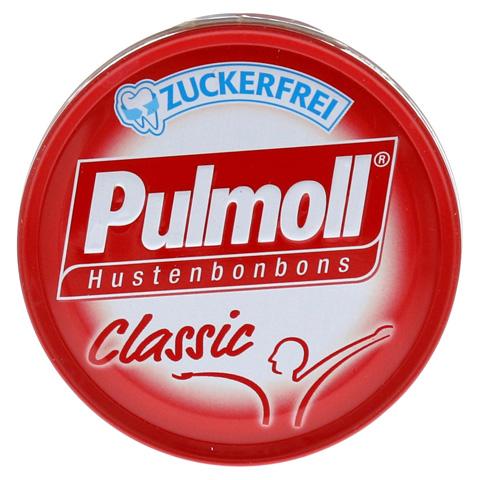 PULMOLL Hustenbonbons zuckerfrei 50 Gramm