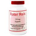 ROTER REIS 330 mg Kapseln 60 St�ck