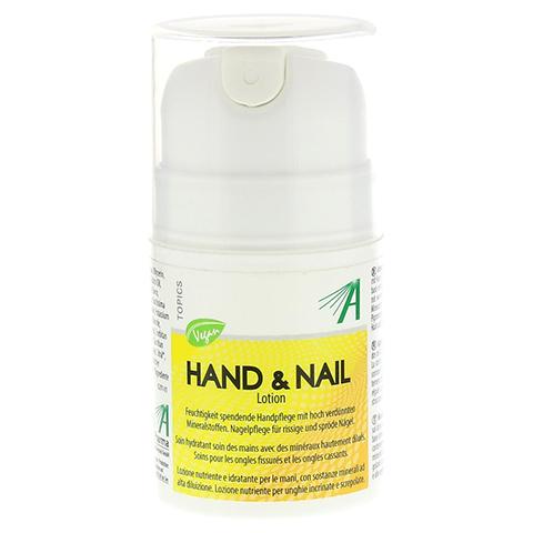 HAND & NAIL Lotion 50 Milliliter