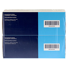 CALCIGEN D intens 1000 mg/880 I.E. Kautabletten 120 Stück N3 - Oberseite