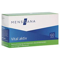 VITAL AKTIV MensSana Kapseln 60 St�ck