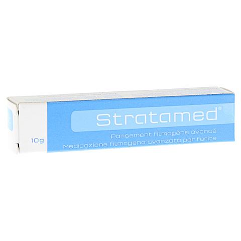 STRATAMED filmbildende Wundauflage Gel 10 Gramm