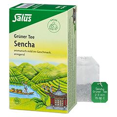 GRÜNER TEE Bio Salus Filterbeutel 15 Stück
