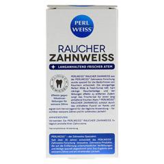 PERLWEISS Raucher Zahnweiss 50 Milliliter - Rückseite