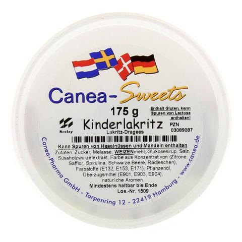 KINDERLAKRITZ 175 Gramm
