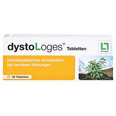DYSTO LOGES Tabletten 50 Stück N1 - Vorderseite