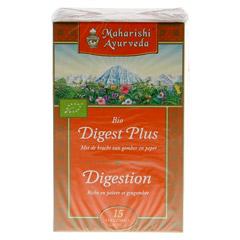 DIGEST Plus Tee kbA Filterbeutel 15 Stück - Vorderseite