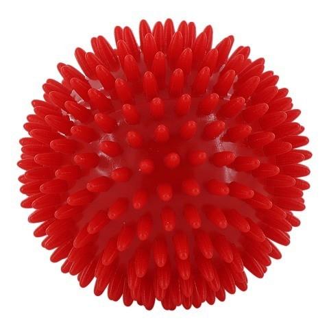 IGELBALL 9 cm rot 1 Stück