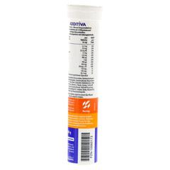 ADDITIVA Multivit.+Mineral Orange R Brausetabl. 20 St�ck - R�ckseite
