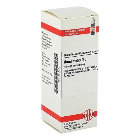 HAMAMELIS D 6 Dilution 20 Milliliter N1