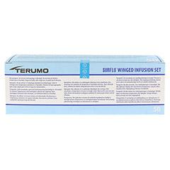 SURFLO Perfusionsbesteck 22 G 30 cm schwarz 50 St�ck - Vorderseite