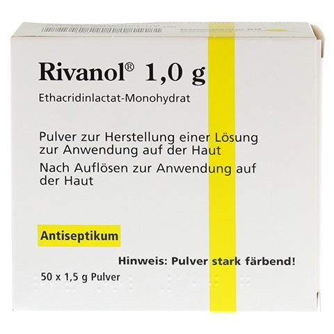 Rivanol 1,0g 50 Stück