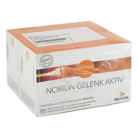 NOBILIN Gelenk Kapseln 2x120 St�ck