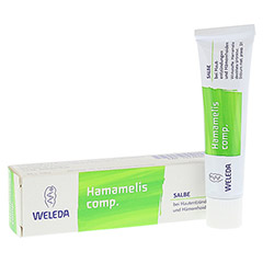 HAMAMELIS COMP.Salbe 25 Gramm N1