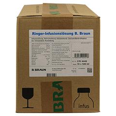 RINGER LÖSUNG B.Braun Glas Infusionslösung 10x500 Milliliter N2 - Rechte Seite