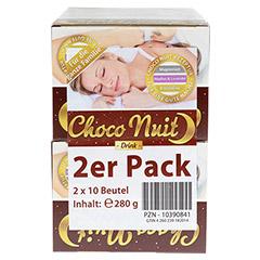 Choco Nuit Drink 20 Stück - Unterseite