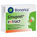 SINUPRET extract überzogene Tabletten 40 Stück