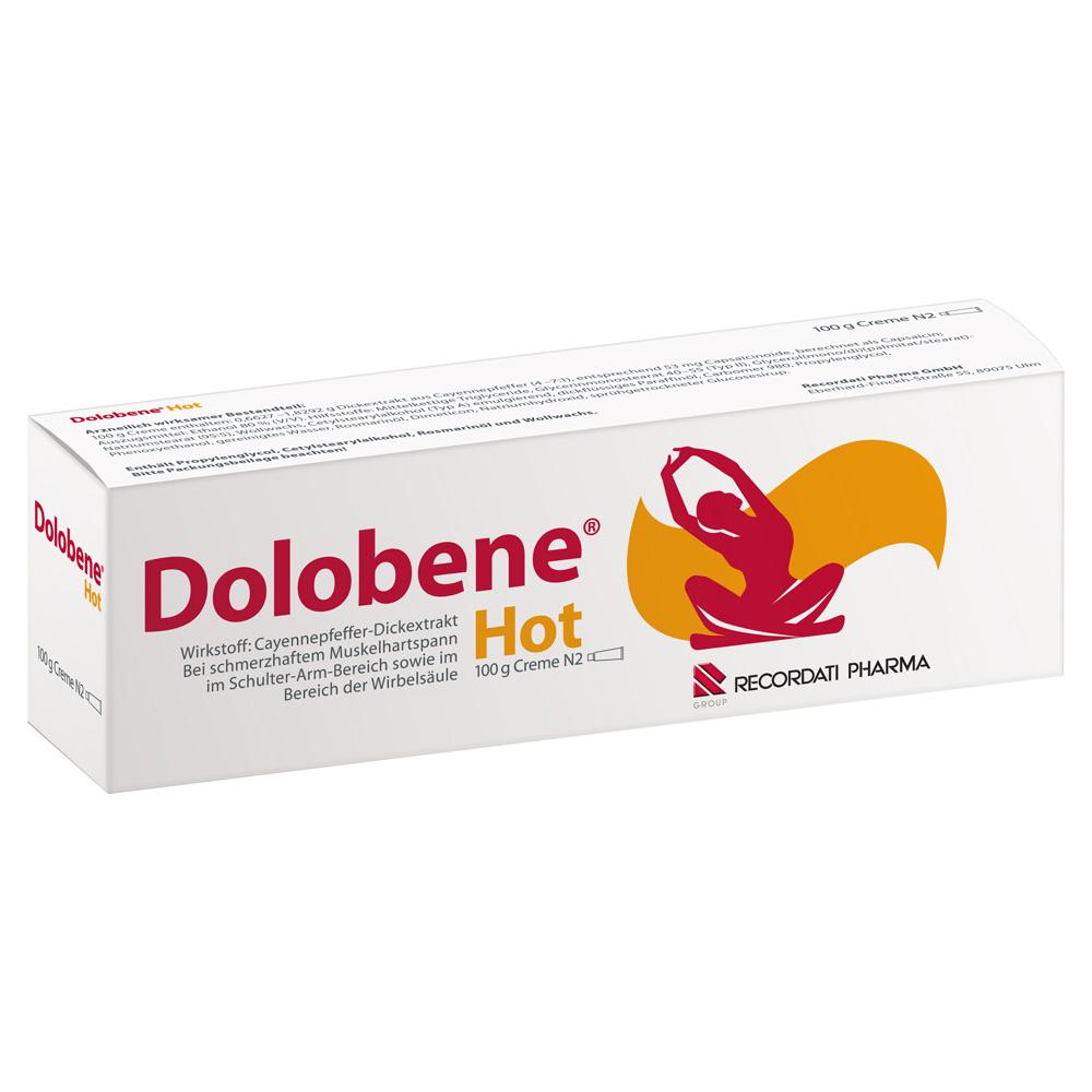 dolobene hot creme
