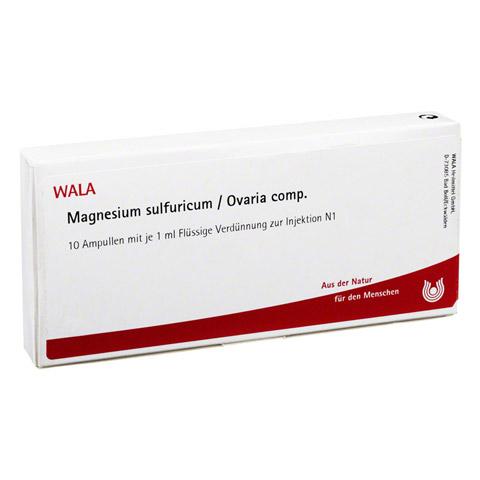 MAGNESIUM SULFURICUM/Ovaria comp.Ampullen 10x1 Milliliter N1