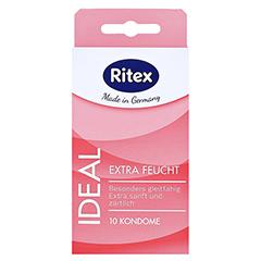 RITEX Ideal Kondome 10 Stück - Vorderseite