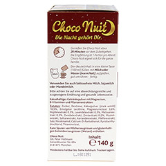 Choco Nuit Drink 10 St�ck - Linke Seite