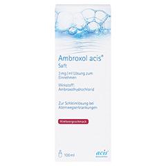 Ambroxol acis 100 Milliliter N1 - Vorderseite