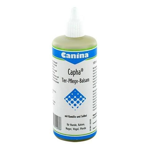 CAPHA Tier-Pflege-Balsam vet. 100 Milliliter