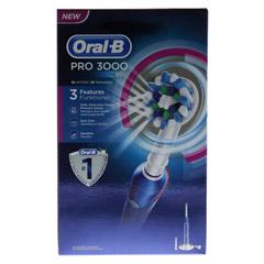 ORAL B PRO 3000 Zahnb�rste 1 St�ck - Vorderseite