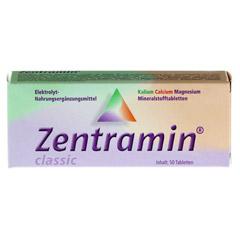 ZENTRAMIN classic Tabletten 50 Stück - Vorderseite