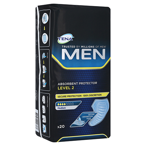 TENA MEN Level 2 Einlagen 20 St�ck