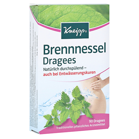 KNEIPP Brennessel Dragees 90 St�ck