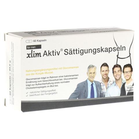 XLIM Aktiv Sättigungskapseln for men 60 Stück
