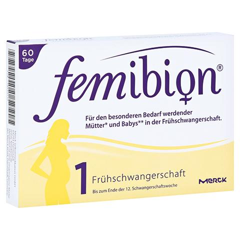 FEMIBION Schwangerschaft 1 D3+800 �g Folat Tabl. 60 St�ck