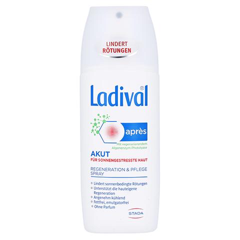 LADIVAL Akut Apres Pflege Beruhigungs-Spray 150 Milliliter