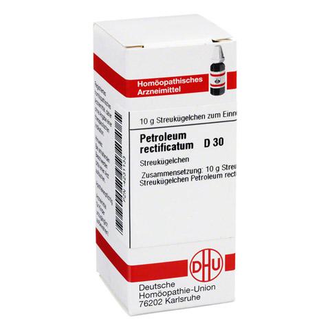 PETROLEUM RECTIFICATUM D 30 Globuli 10 Gramm N1
