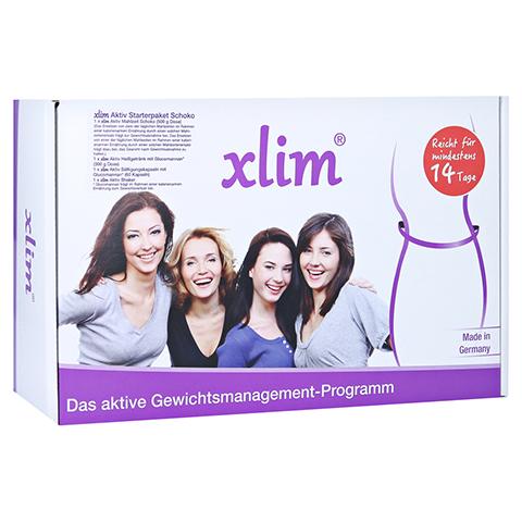 XLIM Aktiv Starterpaket Schoko 1 Packung