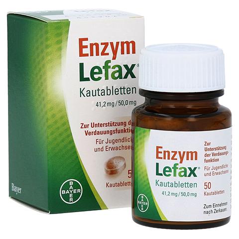 Enzym Lefax 50 Stück