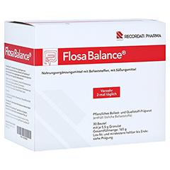 FLOSA Balance Pulver Beutel 30x5.5 Gramm