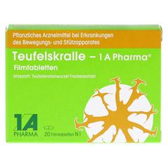 Teufelskralle-1A Pharma 20 Stück N1 - Vorderseite